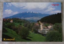 OPOJA KORITNIK MOUNTAIN - Kosovo