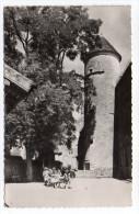 TANNAY--1958-- La Tour De L'Ecole (animée,enfants En Récréation),cpsm 14 X 9 Photo Collin--cachet Tannay--58 - Tannay