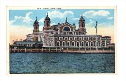 Etats Unis: New York, Ellis Island (15-3910) - Ellis Island