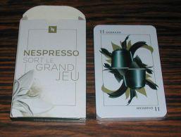 Jeu De Cartes Nespresso Sort Le Grand Jeu - Group Games, Parlour Games