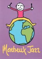 Montreux Jazz Festival 1998, Design By Phil Collins (514) - Manifestaciones
