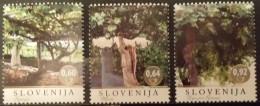 Slovenia, 2014, Mi: 1054/56 (MNH) - Fruits