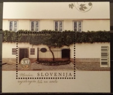 Slovenia, 2014, Mi: Block 73 (MNH) - Fruits