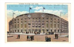 Etats Unis: New York, Bronx, Yankee Stadium, Stade (15-3913) - Bronx