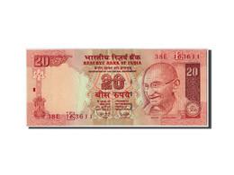 Inde, 20 Rupees Type Gandhi - India