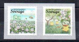 SUEDE - SWEDEN - SVERIGE - 2015 - BEES - ABEILLES - BEE HIVES - RUCHES - APICULTURE - - Ungebraucht