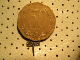 CHILE 50 Pesos 1994  # 2 - Chile