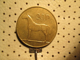 IRELAND 20 Pence 1995  # 2 - Ireland