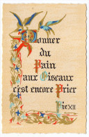 Philosophie Et Pensées--DON Et PRIERE--par Pape PIE XII   N° D3   éd Roussel - Philosophie & Pensées