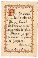 Philosophie Et Pensées--BONTE--par LACORDAIRE   N° P 2   éd Roussel - Philosophie & Pensées