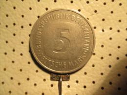 GERMANY 5 Mark 1981  # 2 - 5 Mark