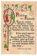 Philosophie Et Pensées--PRIERE Des FIANCES   N° P  10  éd Roussel - Philosophie & Pensées