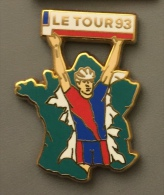 CYCLISME TOUR DE FRANCE 93 - Cycling