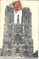 Toul - La Cathedrale - Façade - Toul