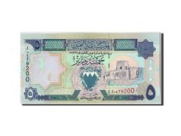 Bahreïn, 5 Dinars Type 1993 - Bahrein