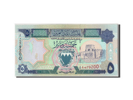 Bahreïn, 5 Dinars Type 1993 - Bahreïn