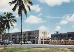 DAHOMEY---COTONOU---hôtel De La Croix Du Sud---voir 2 Scans - Dahomey