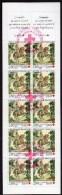 Carnet Croix Rouge N° 2044  Avec Oblitération Cachet à Date De 1995   TB - Carnets