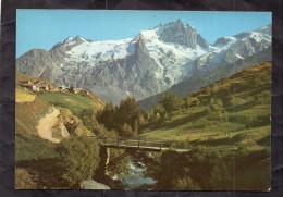 05 - GRAVE-EN-OISANS - Le Massif De La Meije Et Le Glacier De L'Homme - Non Classés