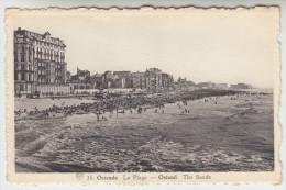 Oostende, Ostende, La Plage (pk28185) - Oostende