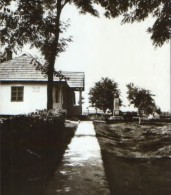 Romania -Postcard Unused - Romanian Composer Village George Enescu - Memorial House - 2/scans - Sänger Und Musikanten