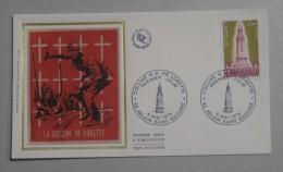 FDC  06/05/1978 - Colline Notre Dame De Lorette - FDC