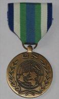 ONU, UNOMIG, GEORGIE, Opex Nations Unies, Ex URSS - Médailles & Décorations