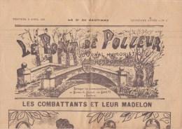 VERVIERS 1921  Journal Humoristique LE PONT DE POLLEUR - Kranten