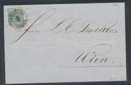 Österreich-Kaiserzeit- Beleg.... (be1155 ) Siehe Scan - 1850-1918 Imperium