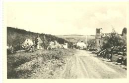 Bastogne 4 Cartes Des Tombes Allemandes Senonchamps  Villers La Bonne Eau Le Cimetière Militaire - Bastogne