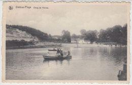 21842g ETANG Du RONVAU - Gistoux-Plage - Chaumont-Gistoux