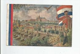 WI SLET VSESOKOLSKY V PRAZE 1912 - Tchéquie