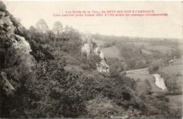 14. Les Bords De La Vire. De Bény Bocage à Campeaux - France