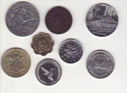 Lot De Monnaies Monde - Coins