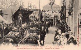 Luçon : Réception Officielle Du 1er Régiment De Dragons Venant De Juigny - Lucon