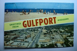 Greetings From Gulfport Mississippi - Etats-Unis