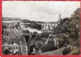 CPSM 29 CHATEAULIN  KERLOBRET Le Viaduc  * Format CPM - Châteaulin