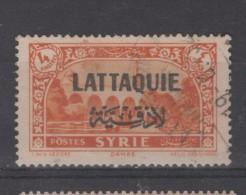 LATTAQUIE - N° 11 Oblitéré - C: 6,50 € - Lattaquié (1931-1933)