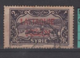 LATTAQUIE - N° 9 Oblitéré - C: 3,70 € - Lattaquié (1931-1933)