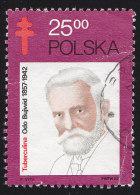 POLAND - Scott #2539 Odo Feliks Bujwid (*) / Used Stamp - 1944-.... Republiek