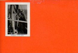 Bâteau - Paquebot -  Shapur - Année Avril 1933  Dégazage Shapur  (1 Photo De Dimensions 7 X 5 Cm) - Dampfer
