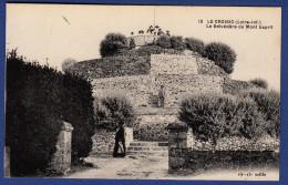 44 LE CROISIC Belvédère Du Mont Esprit - Animée - Le Croisic