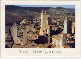 SAN GIMIGNANO, Toscana - Veduta Aerea ,  Grandi Formato - Italie