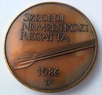 ROWING, SZEGEDI NEMZETKOZI REGATTA 1986 - Rowing