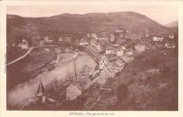 12 - ESTAING : Vue Générale De L'Est - CPA - Aveyron - France