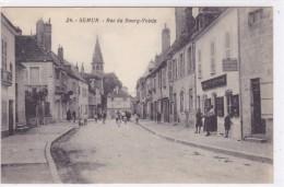 Semur - Rue Du Bourg-Voisin - Semur