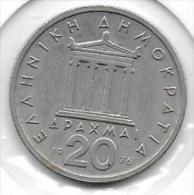 20 Apaxmai 1976  Clas D 121 - Grèce