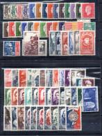 2/ France 5 Photos : Lot 1930 / 1959 Neuf  X , Cote : Enorme < 750 € , Disperse Trés Grosse Collection !