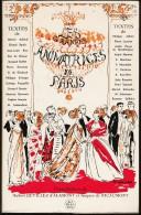 H. Devillez D'Alamont & J. De Ricaumont - Les Grandes Animatrices De Paris - Éditions Del Duca - ( 1967 ) . - Bücher, Zeitschriften, Comics