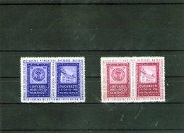 1958 - Vignettes Pour Romanian Stamp Centenary - Viñetas De Franqueo (ATM/Frama)